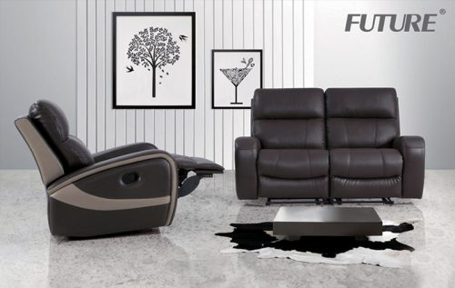 Future - 9909 (Fabric Recliner Sofa)