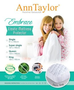 ANN TAYLOR - Non Fitted Mattress Protector