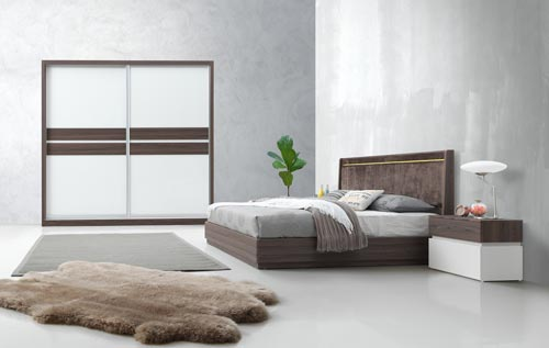 ISOLA BEDROOM SET