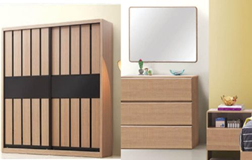 C999 BEDROOM SET