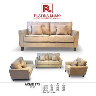 AE273 Fabric Sofa