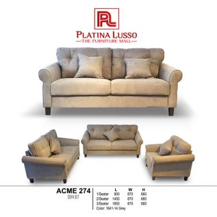 ACME-274 Fabric Sofa